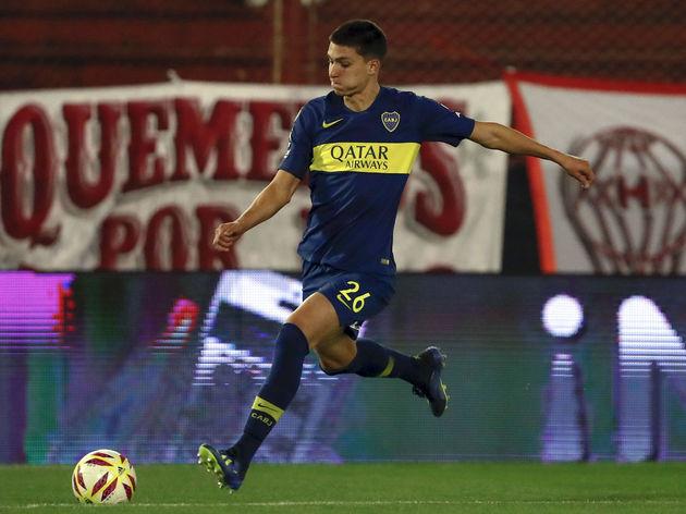 Huracan v Boca Juniors - Superliga 2018/2019