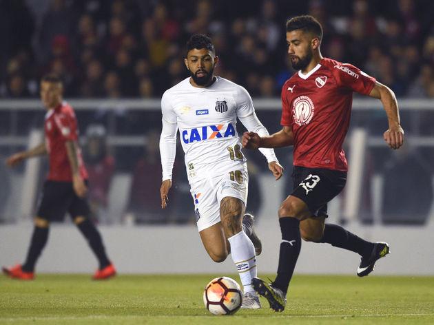 Independiente v Santos - Copa CONMEBOL Libertadores 2018