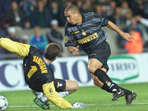 Ronaldo,Luca Marchegiani