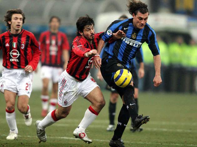 Gennaro Gattuso,Christian Vieri