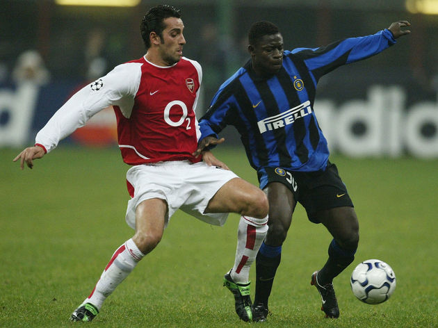 Inter Milan v Arsenal