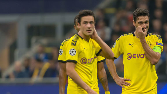 Thomas Delaney,Mats Hummels