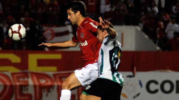 Internacional v Banfield - Libertadores Cup 2010