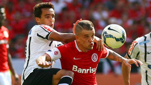 Internacional v Corinthians - Series A 2014