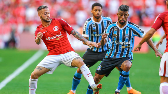 Nico Lopez,Leo Moura