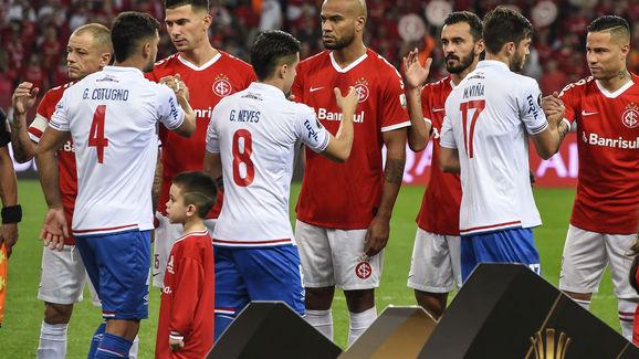 Internacional v Nacional URU - Copa CONMEBOL Libertadores 2019