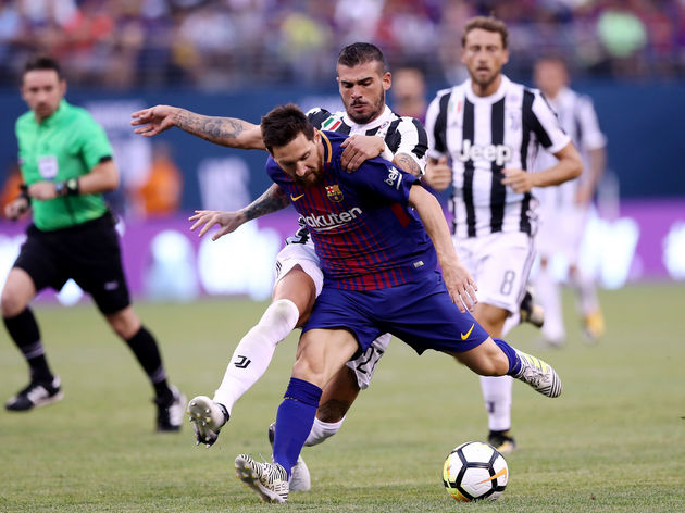 International Champions Cup 2017 - Juventus v FC Barcelona