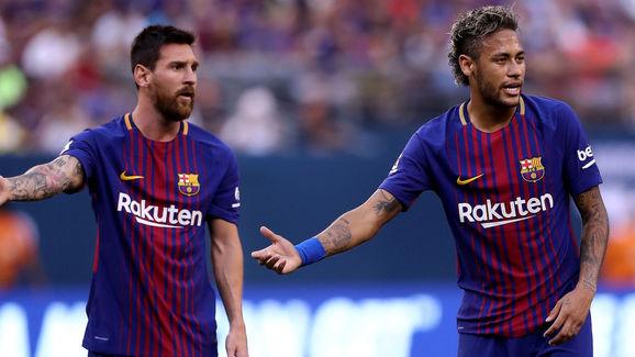 Lionel Messi,Neymar