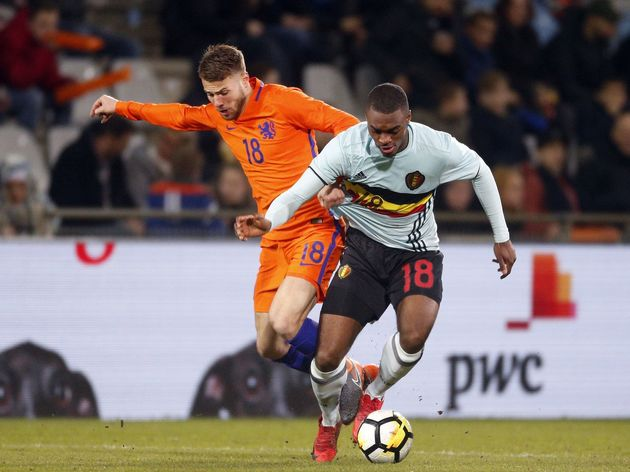 International friendly match'Netherlands U21 v Belgium U21'
