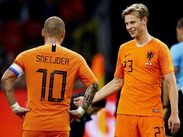 International friendly match'The Netherlands v Peru'