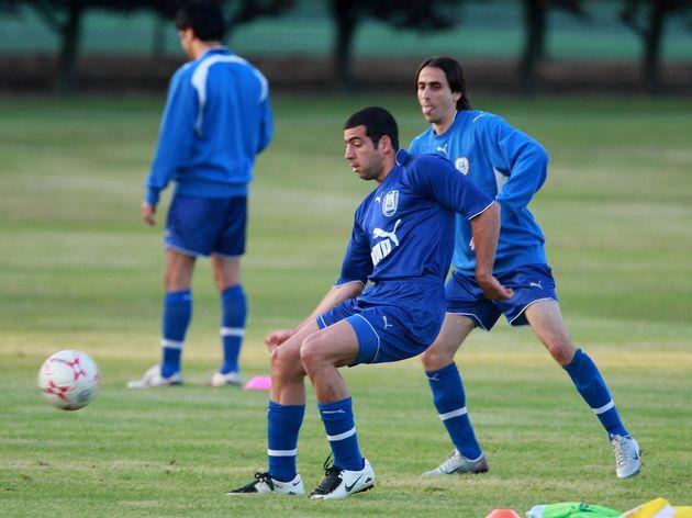 Yossi Benayoun,Tal Ben Haim