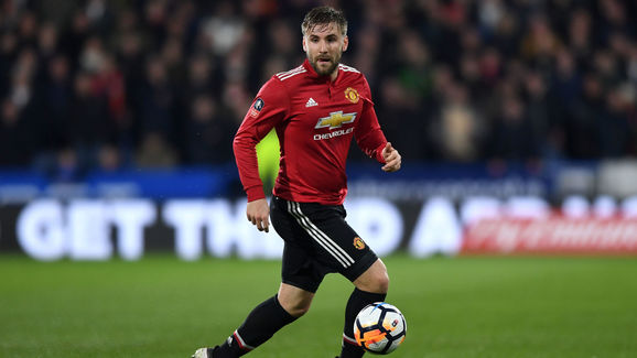 It's believed Shaw will be leaving United
