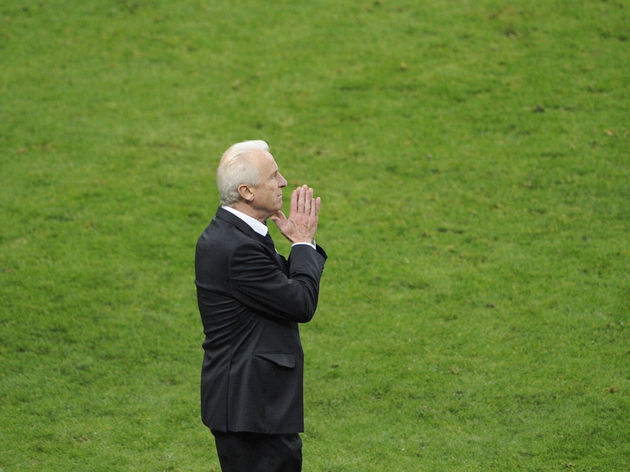 Italian coach of the Republic of Ireland