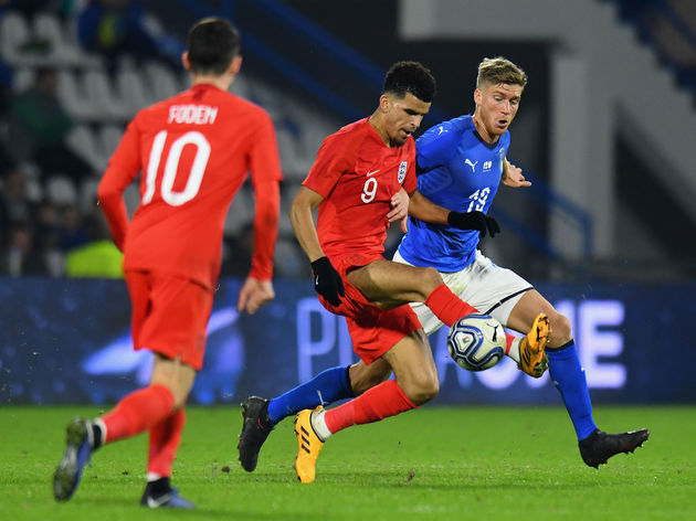 Italy U21 v England U21 - International Friendly