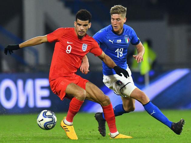 Italy U21 v England U21 - International Friendly