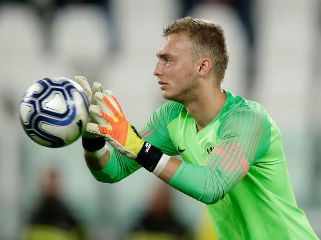9681884ef Barcelona Boss Ernesto Valverde Expects Goalkeeper to Remain at Nou ...
