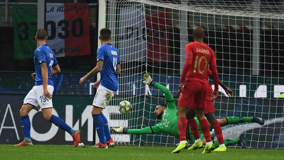 Italy v Portugal - UEFA Nations League A
