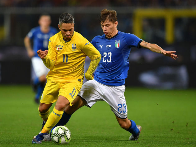 Italy v Ukraine - International Friendly