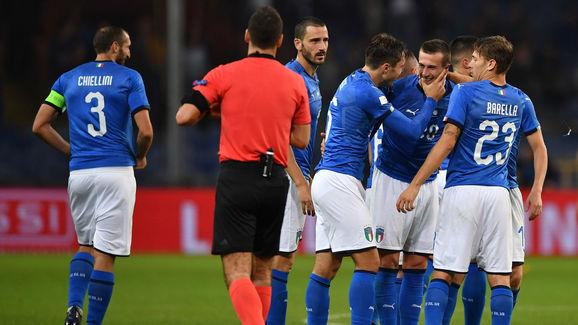 Italy v Ukraine - International Friendly