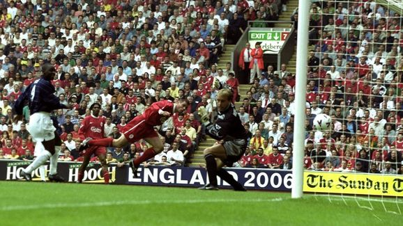 Jamie Carragher own goal