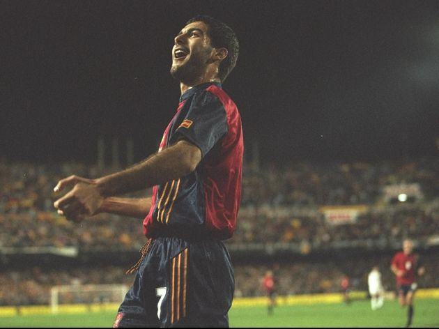 Josep Guardiola of Spain