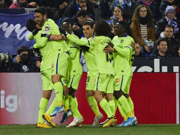 CD Leganes v Getafe CF  - La Liga