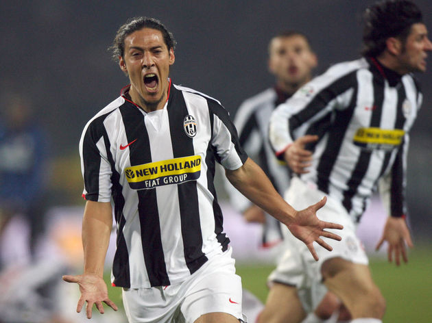 Juventus' Argentinian midfielder Mauro G