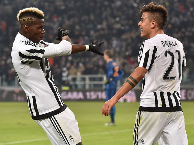 b2846f2e0d4 Paulo Dybala Reveals Rumours of Paul Pogba Return to Juventus Make ...