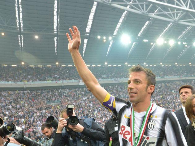 Juventus' forward Alessandro Del Piero c