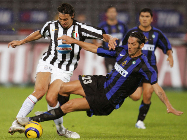 Juventus's forward Zlatan Ibrahimovic of