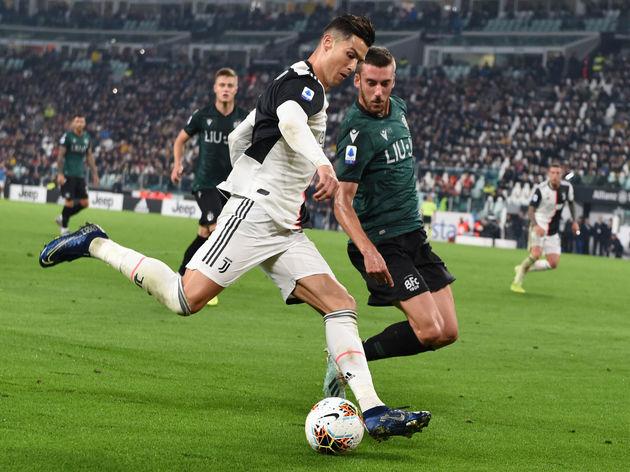 Cristiano Ronaldo,Mattia Bani