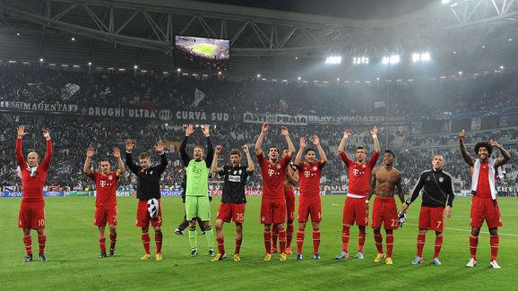 Juventus v FC Bayern Muenchen - UEFA Champions League Quarter Final