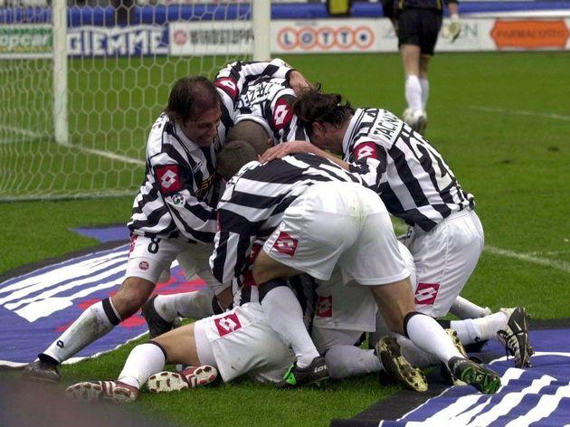 Juventus v Fiorentina X