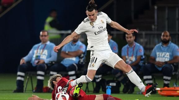 Kashima Antlers v Real Madrid CF - FIFA Club World Cup UAE 2018