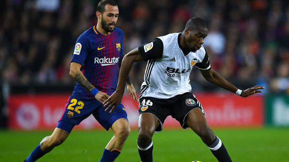 Kondogbia has been crucial for Valencia