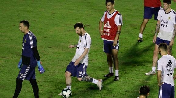 FBL-COPA AMERICA-2019-ARGENTINA-TRAINING