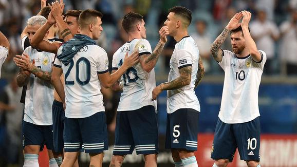 Lionel Messi,Leandro Paredes,Rodrigo De Paul,Giovani Lo Celso