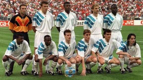 l'équipe de football de l'Olympique de M
