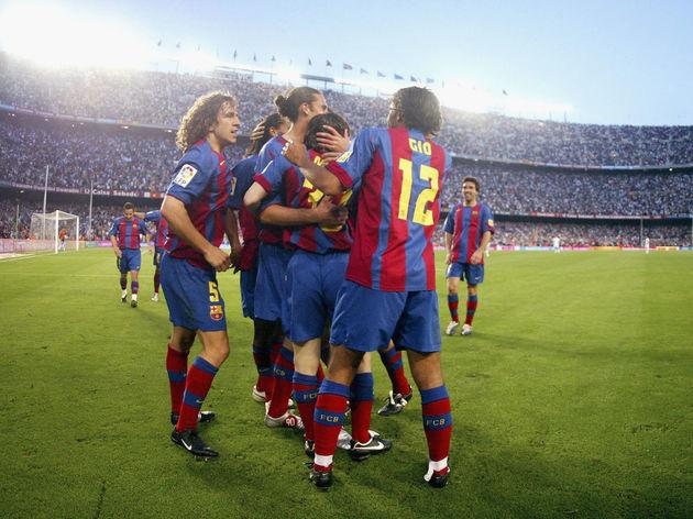 La Liga - Barcelona v Albacete