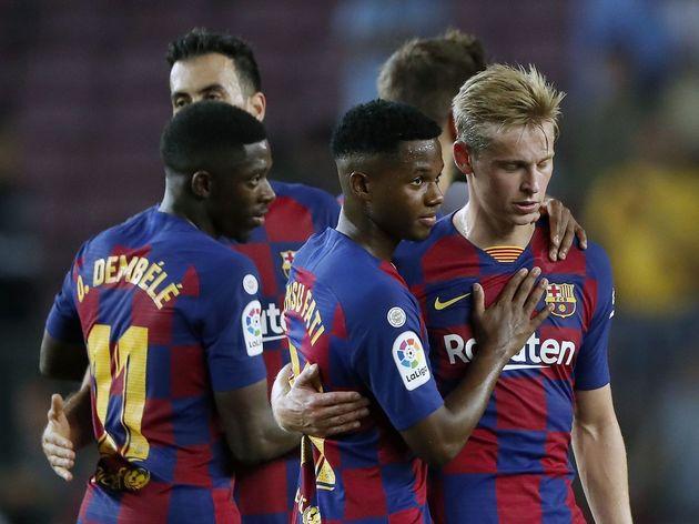 """LaLiga Santander""""FC Barcelona v Villarreal CF"""""""