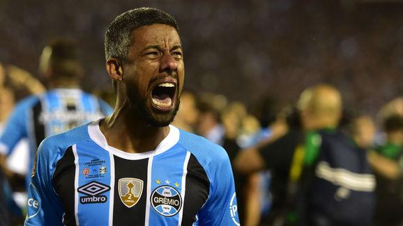 Lanus v Gremio - Copa CONMEBOL Libertadores 2017