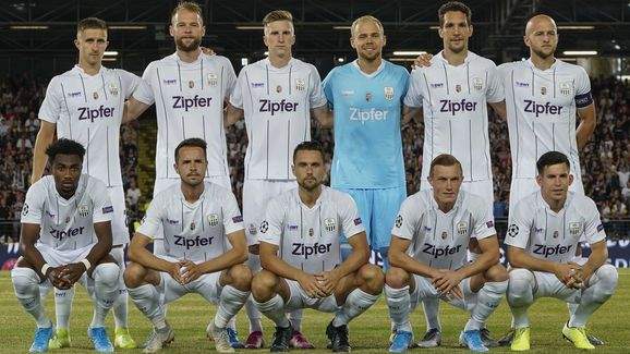 LASK v FC Bruegge - UEFA Champions League Playoff