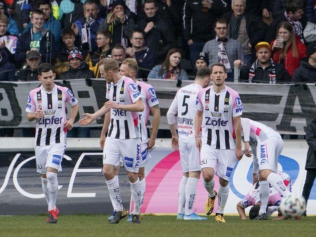 LASK v Spusu SKN St. Poelten - tipico Bundesliga