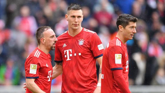 Franck Ribery,Niklas Suele,Robert Lewandowski