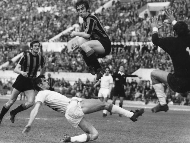 Pino Boninsegna,Giorgio Papadopulo,Giacinto Facchetti,Rosario di Vencenzo