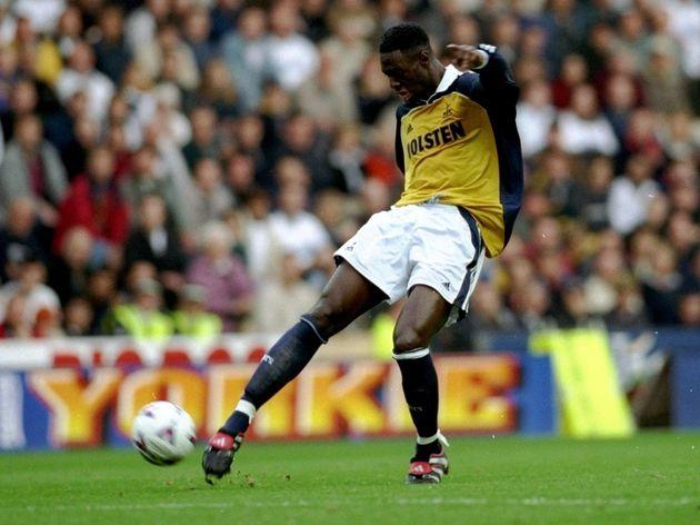 Ledley King of Tottenham Hotspur