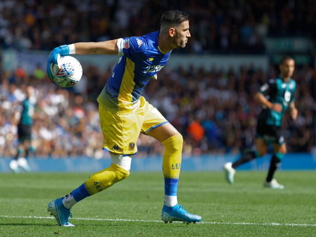 Leeds United v Swansea City - Sky Bet Championship