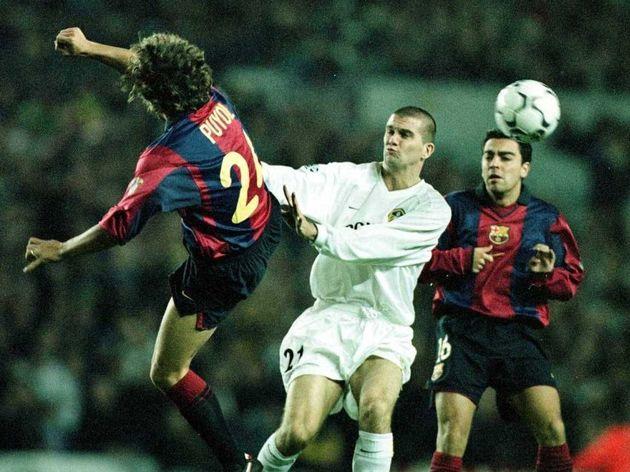 Leeds v Barcelona
