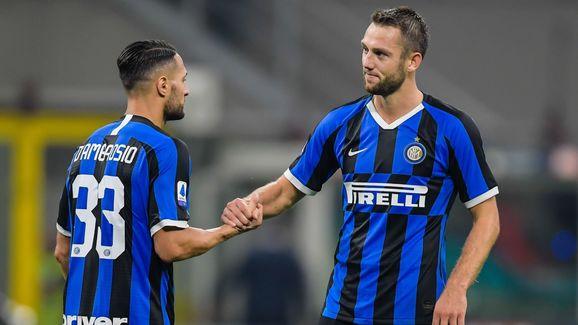 """Lega Calcio Serie A TIM""""FC Internazionale v SS Lazio"""""""