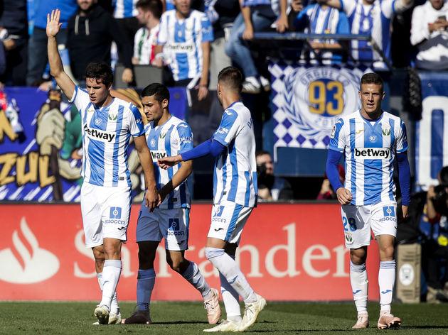 Leganes v Atletico Madrid - La Liga Santander